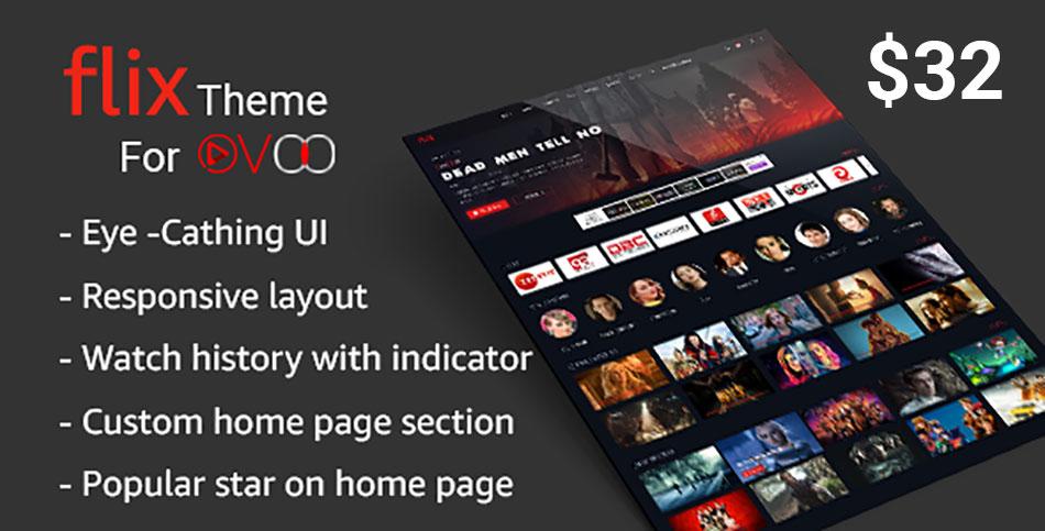 OVOO - Portal de TV e filmes ao vivo CMS com sistema de membros - 3