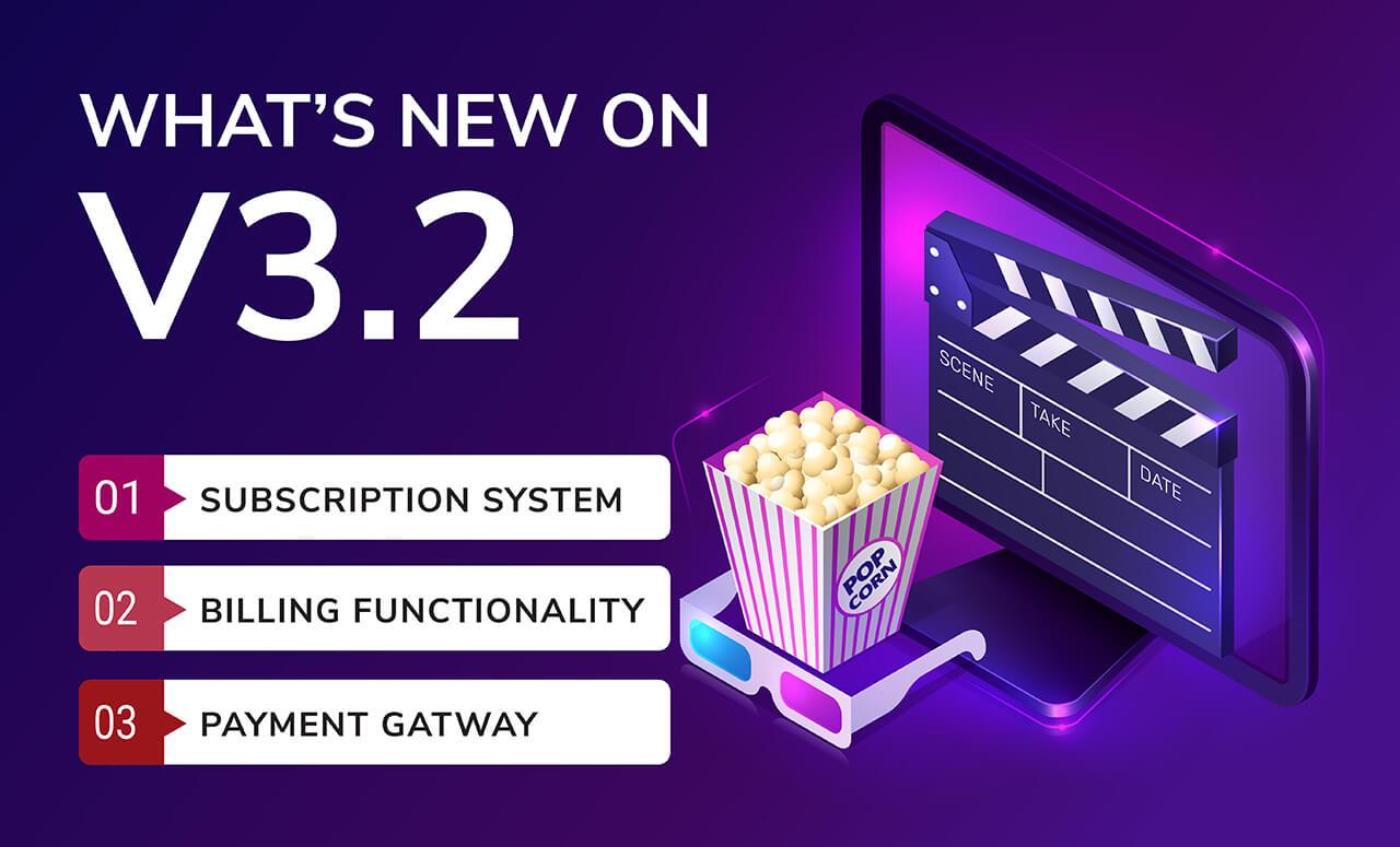 OVOO - Live TV & Movie Portal CMS with Membership System - 2